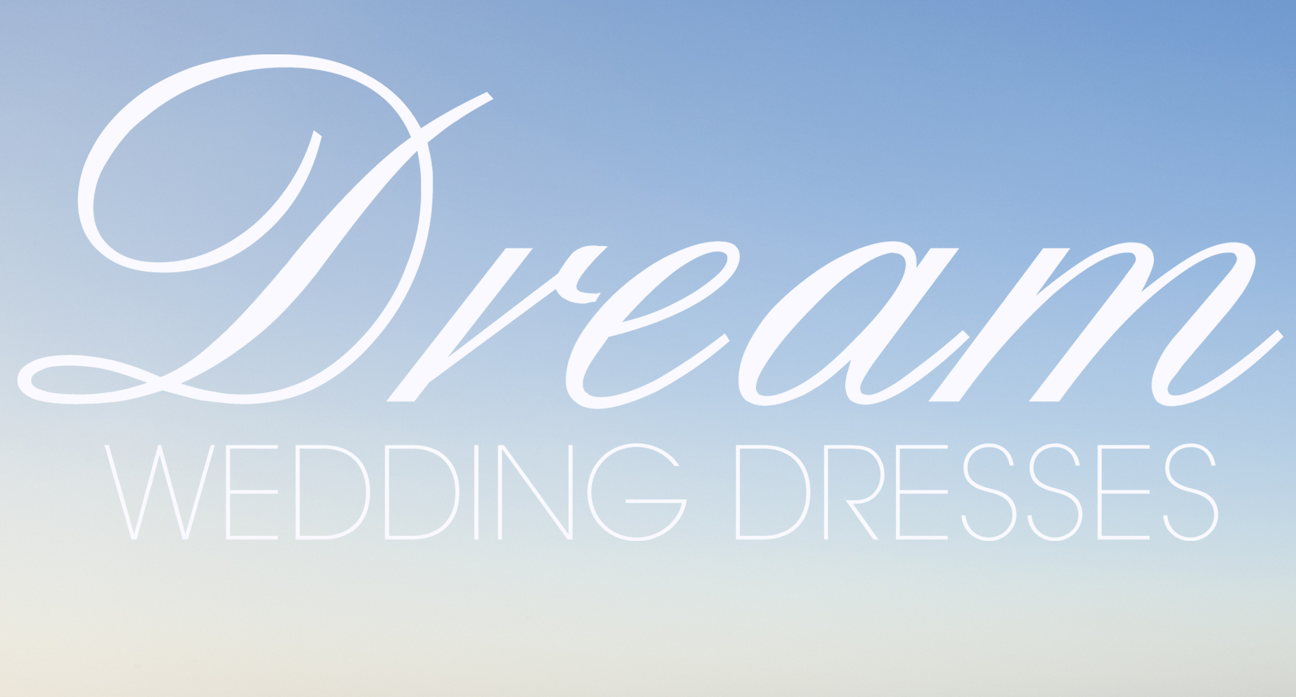 Dream Wedding Dresses Website Design By Rick Carlile at Creadyne